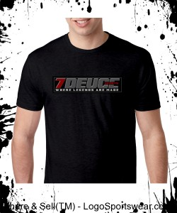 MEN'S TRI-BLEND T-SHIRT Design Zoom