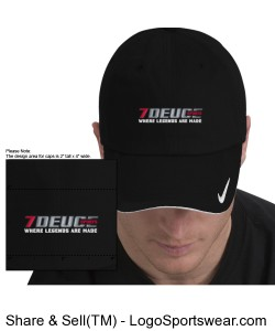 NIKE DRI-FIT CAP Design Zoom
